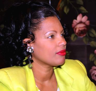 Pastor Yvette McDuffie